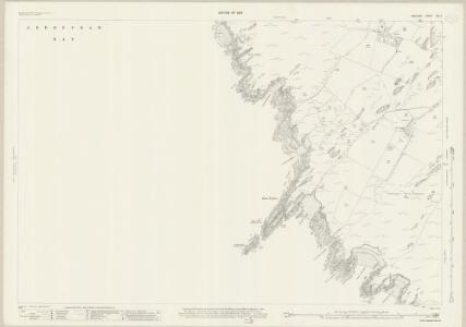 Anglesey XXI.11 (includes: Llangadwaladr) - 25 Inch Map