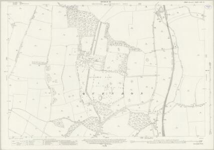 Essex (New Series 1913-) n XIII.15 (includes: Newport; Quendon and Rickling) - 25 Inch Map