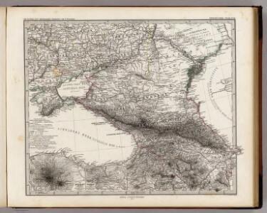 Ost-Europa, No. 6: Sud-Russland & Kaukasien.