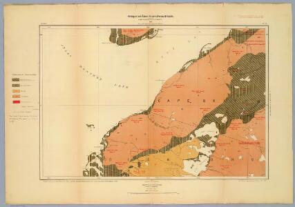 Province of Nova Scotia (Island of Cape Breton). Sheet no. 17.