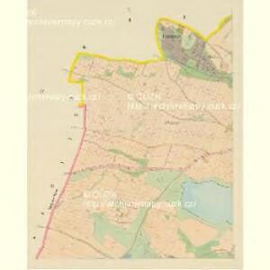 Klein Bor (Maljbor) - c4449-1-001 - Kaiserpflichtexemplar der Landkarten des stabilen Katasters
