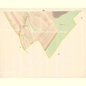 Ungarisch Brod (Uherski Brod) - m3197-1-012 - Kaiserpflichtexemplar der Landkarten des stabilen Katasters