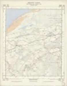 NH95 & Parts of NH96 - OS 1:25,000 Provisional Series Map