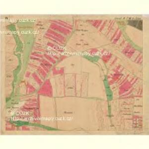 Nikolsburg - m1785-1-014 - Kaiserpflichtexemplar der Landkarten des stabilen Katasters