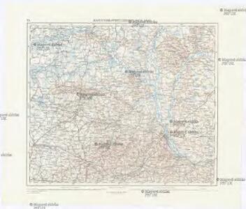 Kijew, Žitomir, Owrucz, Czernobyl, Mozyr, Łojew