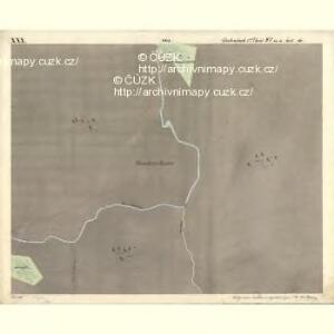 Stubenbach I. Theil - c6088-1-029 - Kaiserpflichtexemplar der Landkarten des stabilen Katasters