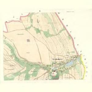 Heiligenkreuz (Swaty Krziž) - c8233-1-002 - Kaiserpflichtexemplar der Landkarten des stabilen Katasters