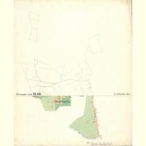 Lichtbuchet Ober - c2161-1-032 - Kaiserpflichtexemplar der Landkarten des stabilen Katasters