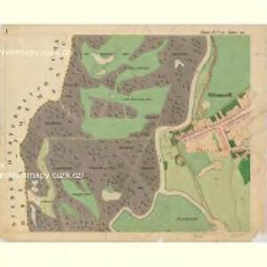 Lunderburg - m0243-1-005 - Kaiserpflichtexemplar der Landkarten des stabilen Katasters