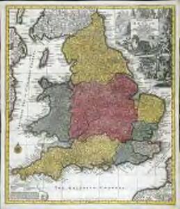 Britanniæ sive Angliæ regnum