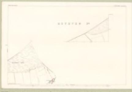 Perth and Clackmannan, Sheet XCVII.5 (with inset XCVI.8) (Findo Gask) - OS 25 Inch map