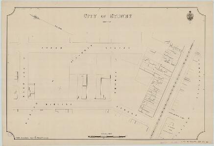 City of Sydney, Sheet C4, 1888