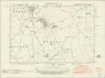 Buckinghamshire XXVIII.NE - OS Six-Inch Map