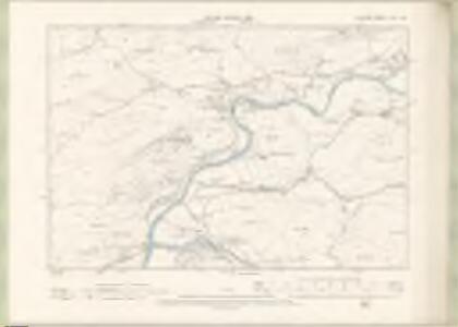 Ayrshire Sheet LXVI.NW - OS 6 Inch map