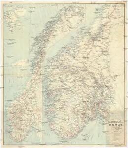 Jernbaner dampskib og automobiler m.m. i Norge
