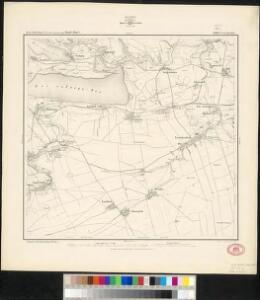 Messtischblatt 2604 : Teutschenthal, 1872 Teutschenthal