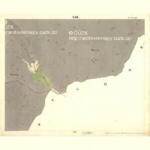 Unter Sinnetschlag - c1367-1-014 - Kaiserpflichtexemplar der Landkarten des stabilen Katasters