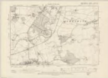 Hertfordshire XXXI.SW - OS Six-Inch Map