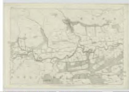 Perthshire, Sheet LXXXIV - OS 6 Inch map
