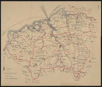 Provinces de Majunga et Mevatanana
