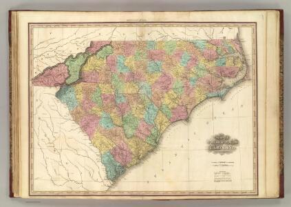 North & South Carolina.