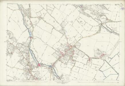 Gloucestershire XLVII.9 (includes: Alvington; Aylburton; Woolaston) - 25 Inch Map