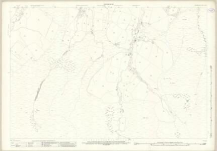 Westmorland XXIX.11 (includes: Orton; Ravenstonedale) - 25 Inch Map