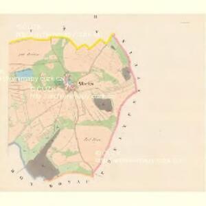 Sticks - c7767-1-002 - Kaiserpflichtexemplar der Landkarten des stabilen Katasters
