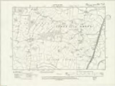 Kent LXXX.SW - OS Six-Inch Map