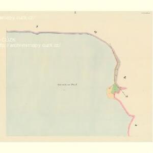 Unt. Slowenitz - c1389-1-002 - Kaiserpflichtexemplar der Landkarten des stabilen Katasters