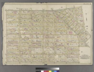 Plate 18: Part of Wards 18 & 21. Brooklyn, N.Y.