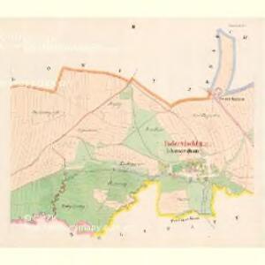 Poderzischt - c5880-1-002 - Kaiserpflichtexemplar der Landkarten des stabilen Katasters