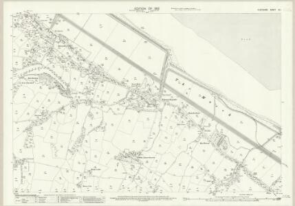 Flintshire VI.1 (includes: Holywell; Whitford) - 25 Inch Map