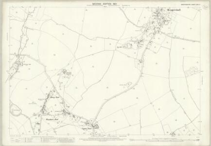 Bedfordshire XXVI.3 (includes: Gravenhurst; Meppershall; Shillington; Upper Stondon) - 25 Inch Map