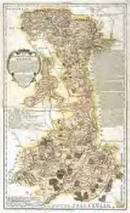 Mapa geographico de la provincia de Palencia
