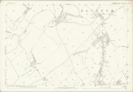 Hertfordshire XXV.10 (includes: Drayton Beauchamp; Tring Rural; Tring Urban) - 25 Inch Map