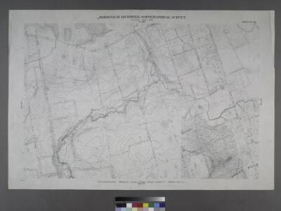 Sheet No. 69. [Includes Dewey Avenue and Giffords Lane in Great Kills.]; Borough of Richmond, Topographical Survey.