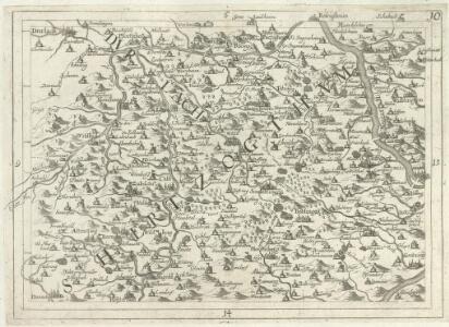 Geographica Provinciarum Sveviae Descriptio =