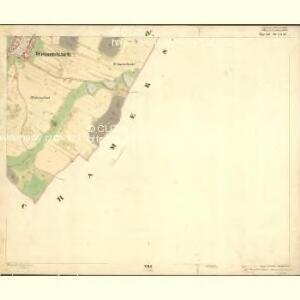 Weisenbach - c0215-2-005 - Kaiserpflichtexemplar der Landkarten des stabilen Katasters