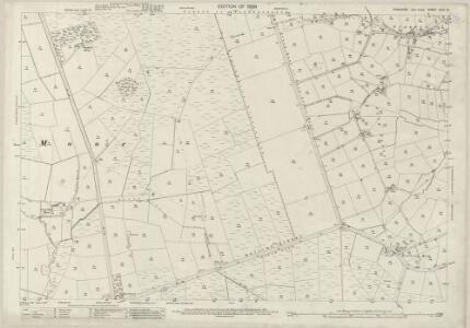 Yorkshire CLIII.10 (includes: Birstwith; Felliscliffe; Fewston; Menwith With Darley; Norwood) - 25 Inch Map