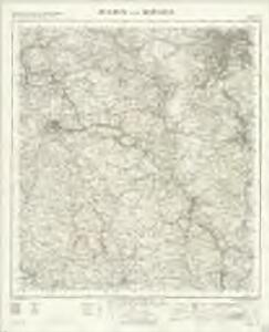 Buxton and Matlock - OS One-Inch Map