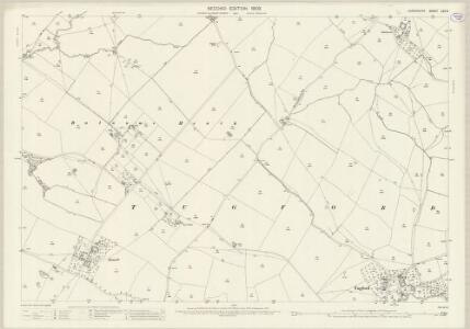 Shropshire LXV.5 (includes: Holdgate; Munslow; Tugford) - 25 Inch Map