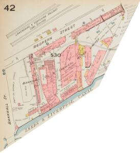 Insurance Plan of the City of Liverpool Vol. III: sheet 42-1