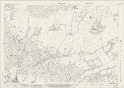 Sussex LVIII.6 (includes: Ore; Westfield) - 25 Inch Map