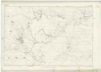 Kirkcudbrightshire, Sheet XVII (& parts of Dumfriesshire XXXIX & XLVI* - OS 6 Inch map