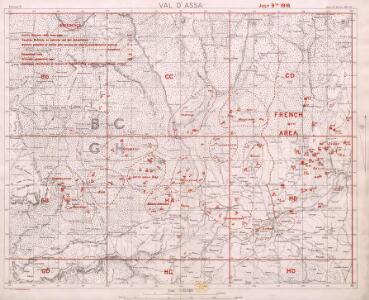 Val D'Assa, Italy: July 9th 1918