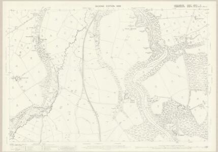 Cardiganshire XXXVIII.9 (includes: Bridell; Cardigan; Cilgerran; Llangoedmor) - 25 Inch Map