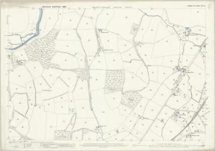 Sussex XXIII.15 (includes: Pulborough) - 25 Inch Map