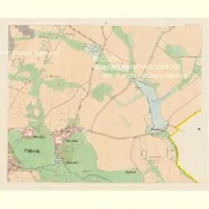 Wildstein - c6921-2-005 - Kaiserpflichtexemplar der Landkarten des stabilen Katasters