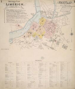 Insurance Plan of Limerick: Key Plan